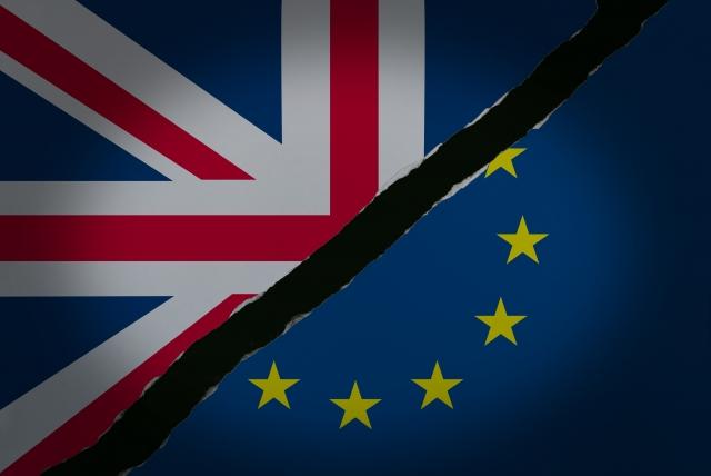 イギリス、EU離脱へ